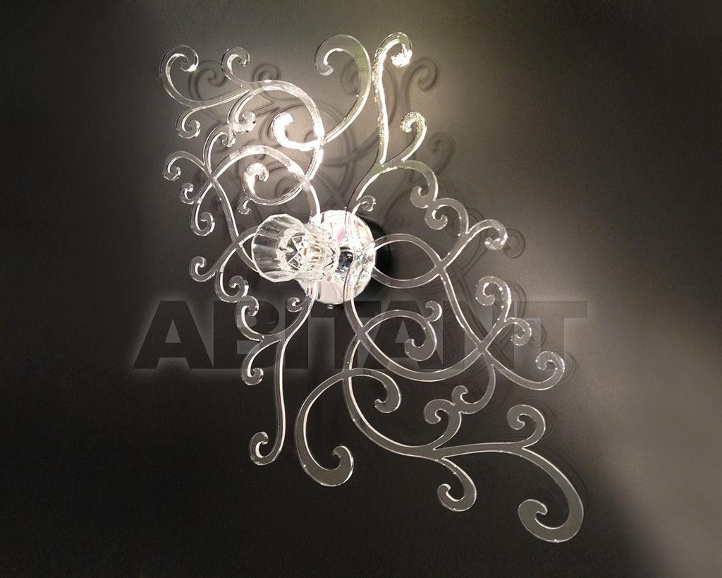 Купить Светильник настенный Spazio Luce by Ital Lux 2013 AMELIE/AG