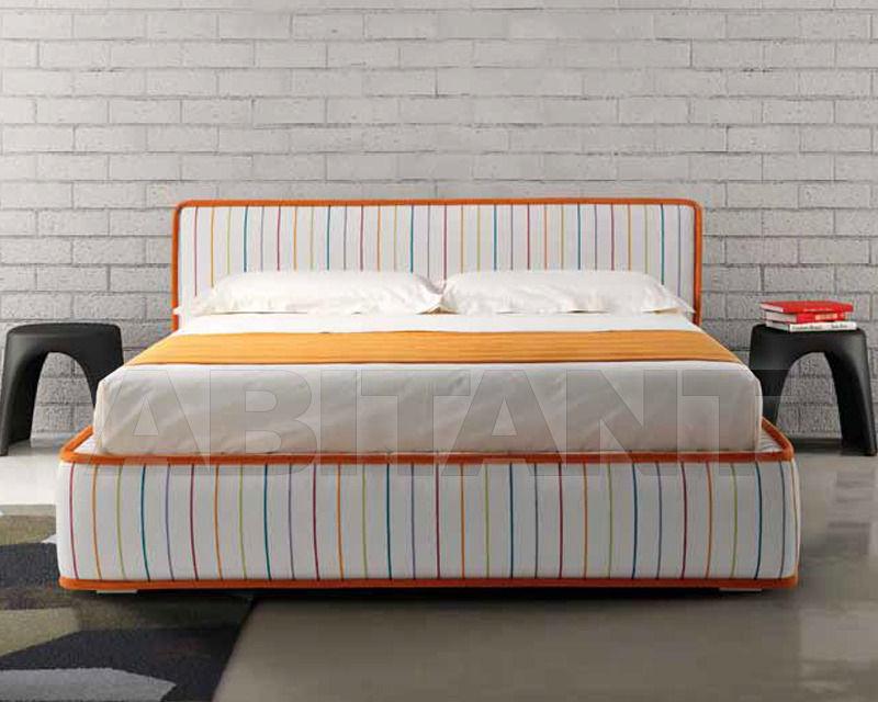 Купить Кровать Mat. 3 Samoa S.r.l. Letti MAT3160
