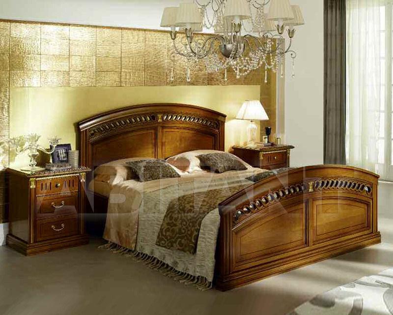 Купить Кровать CURVO CON PEDIERA Mario Villanova Angelica A0422D
