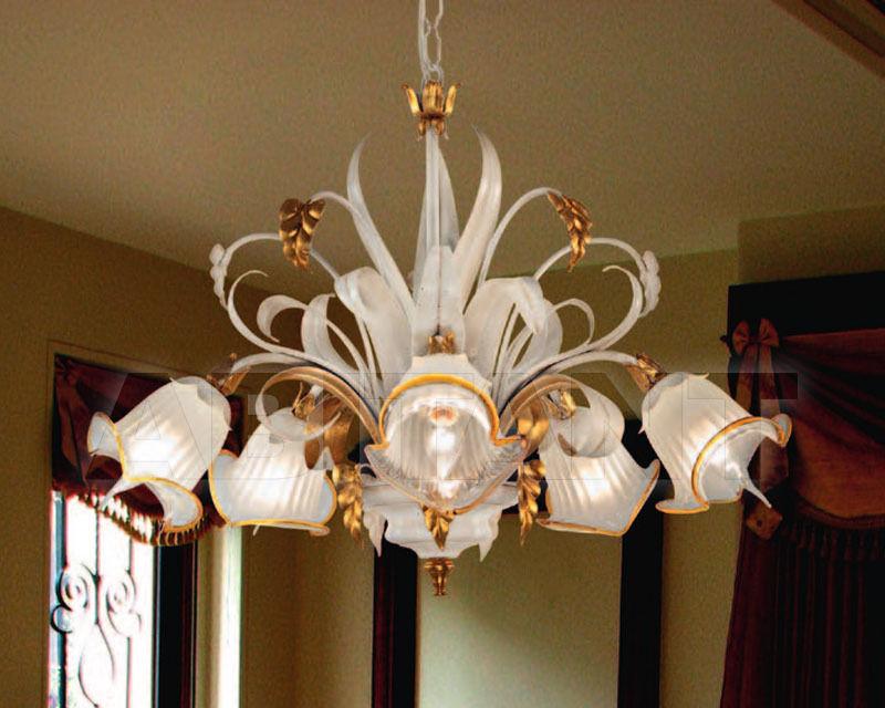 Купить Люстра Florenz Lamp di Bandini Arnaldo & C. s.n.c. La Luce 2069.05AA