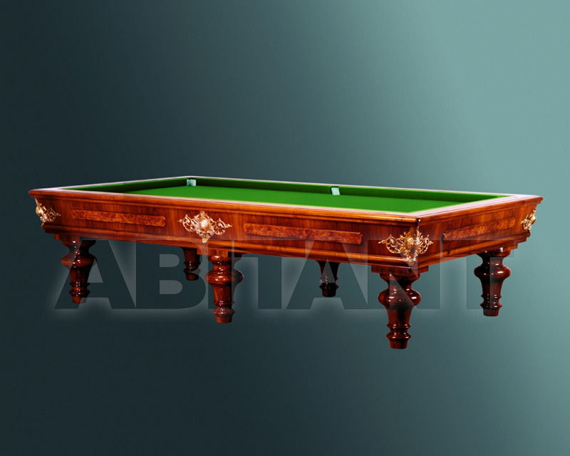 Купить Бильярдный стол Hermelin & Co. Srl. Italiana/boccette ANTICO 1825 1