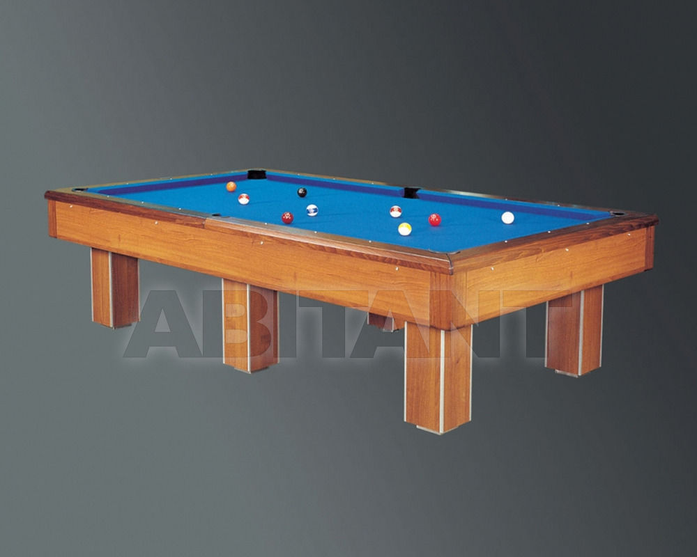 Купить Бильярдный стол Hermelin & Co. Srl. bigliardi American Pool REAL POOL 2