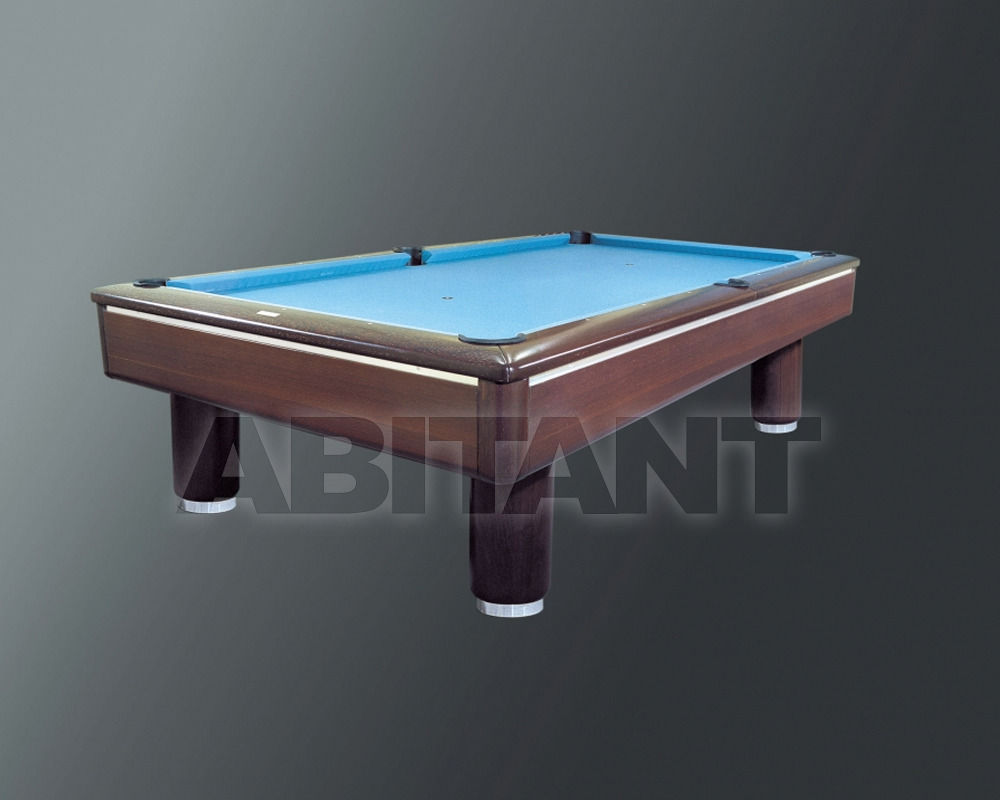 Купить Бильярдный стол Hermelin & Co. Srl. bigliardi American Pool PRIMATIST POOL in WENGE' 2