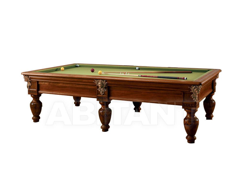 Купить Бильярдный стол Lu.Bo Biliardi Biliardi GAGGIOLO NOCE 2