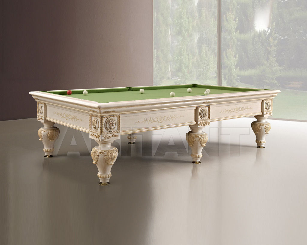 Купить Бильярдный стол Lu.Bo Biliardi Biliardi ROMANTICO
