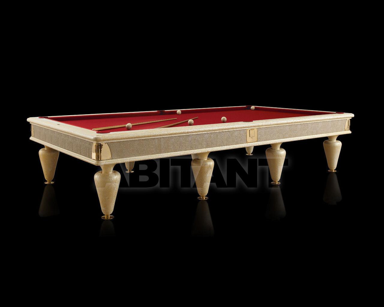 Купить Бильярдный стол Lu.Bo Biliardi Biliardi ATELIER ORO