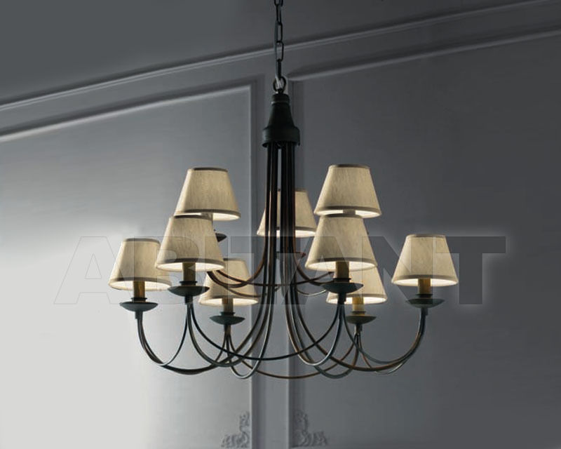 Купить Люстра ART DECO Eurolampart srl Decor & Light 0047/09LA