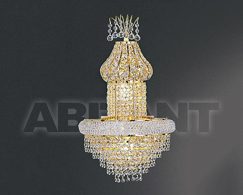 Купить Бра Asfour Crystal Crystal 2013 WL 4058/20/2 Octagons