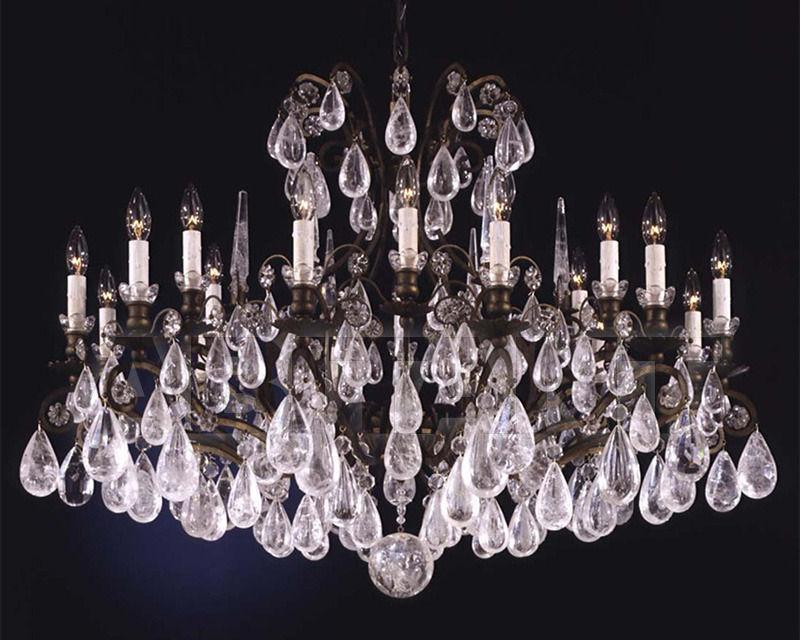 Купить Люстра Versailles Rock Crystal  Schonbek 2013 2492