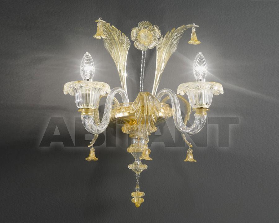 Бра желтое voltolina classic light srl maxim applique 2l каталог
