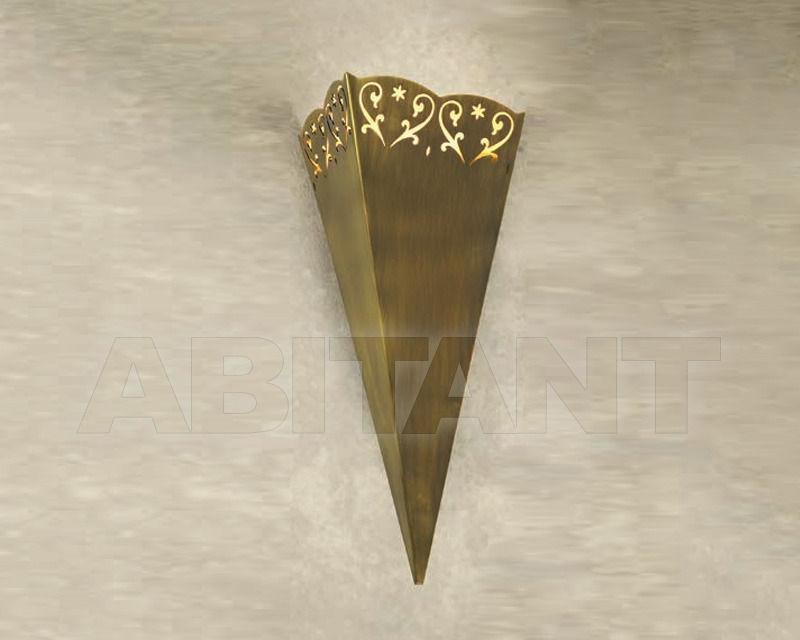 Купить Светильник настенный Lam Export Classic Collection 2014 4538 / 1 AG finitura 3 / finish 3