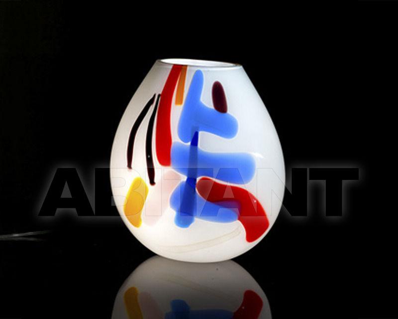 Купить Лампа настольная Voltolina Classic Light srl Preview 2014 SOUL TAVOLO MEDIO 1L M30