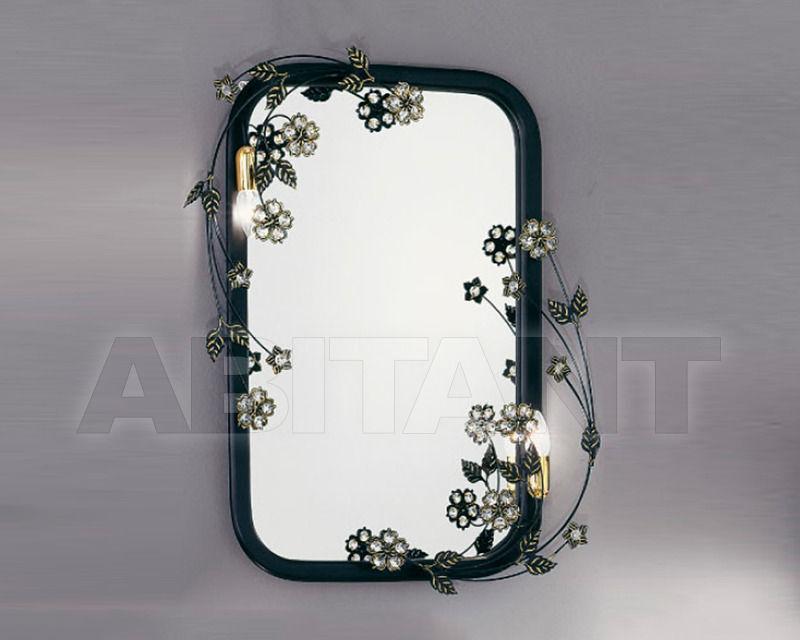 Купить Зеркало настенное Asfour Crystal Crystal 2013 MR 792 Black