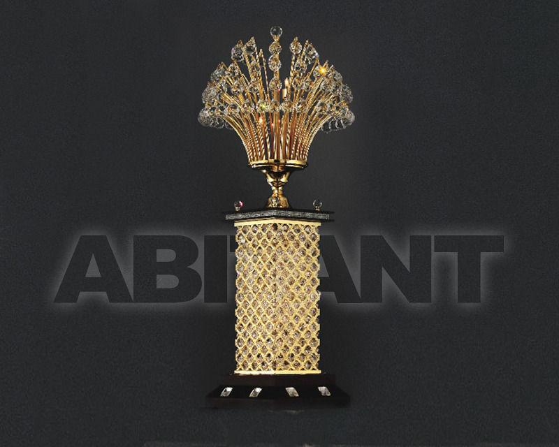Купить Лампа напольная Asfour Crystal Crystal 2013 TL 200/6 Ball Gold