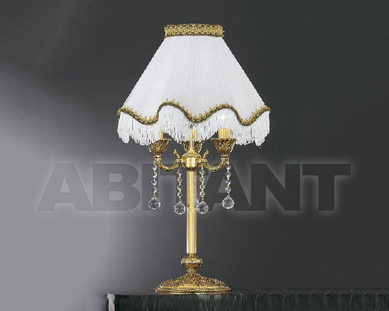 Купить Лампа настольная Asfour Crystal Crystal 2013 TL 935/4 Gold Patina