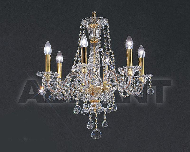 Купить Люстра Asfour Crystal Crystal 2013 CH  146/6 Chrome Pend