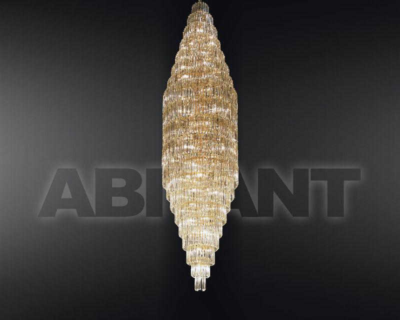 Купить Люстра Asfour Crystal Crystal 2013 CH 1160 TR DROP . Gold
