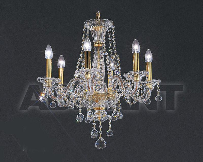 Купить Люстра Asfour Crystal Crystal 2013 CH 145 / 6 G Ball