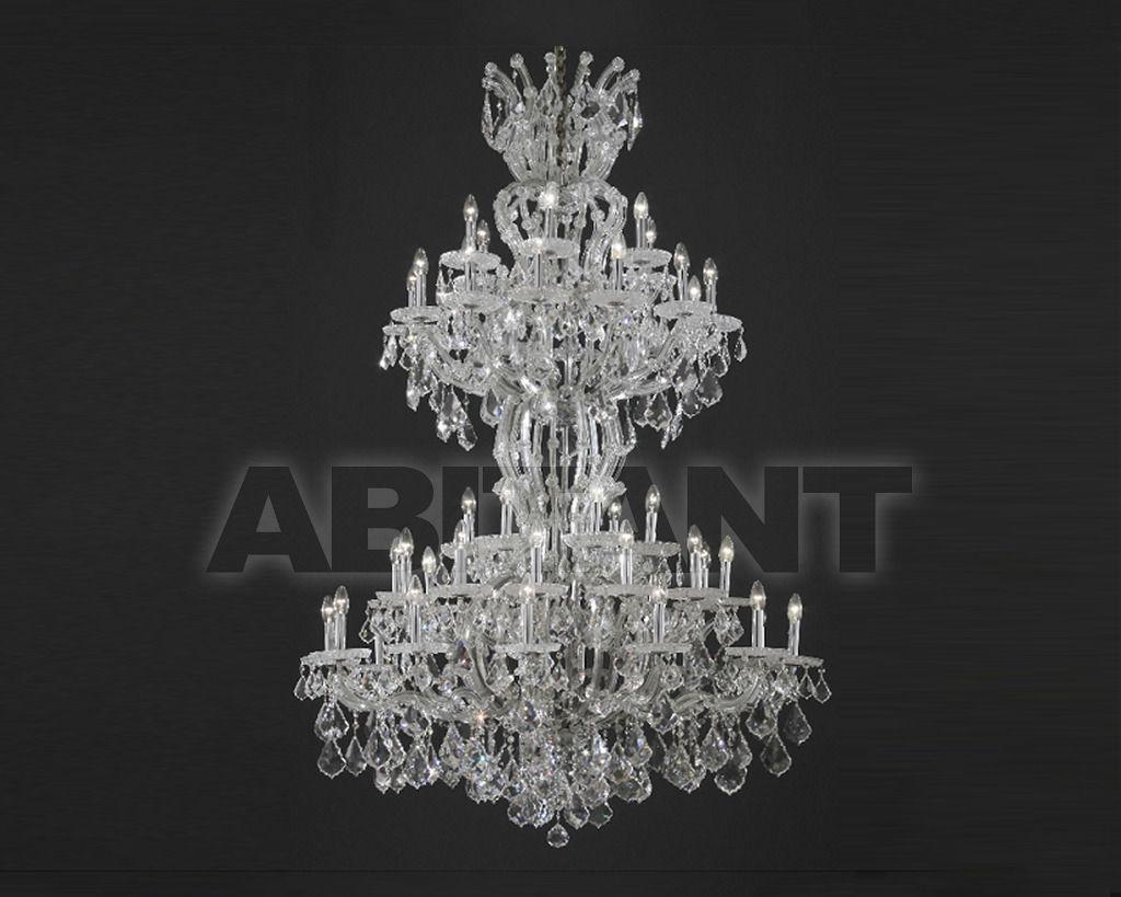 Купить Люстра Asfour Crystal Crystal 2013 CH 1581/120/48 Chrome Pend