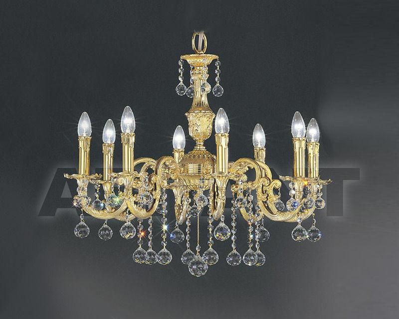 Купить Люстра Asfour Crystal Crystal 2013 CH 23017/8  GOLD BALL