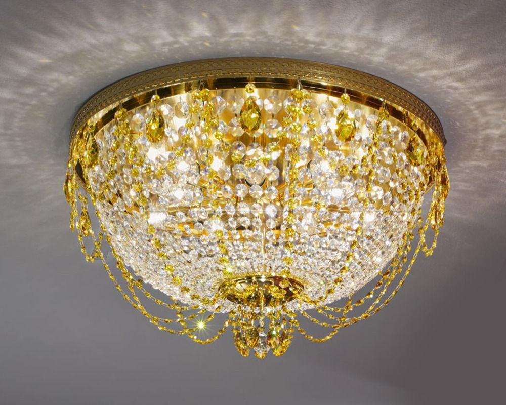 Купить Люстра Miniluce by  BC San Michele Diamond Collection RUBINO 40