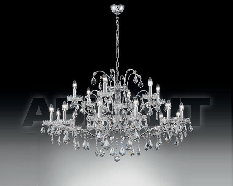 Купить Люстра Voltolina Classic Light srl Novita' Salisburgo 12+6L