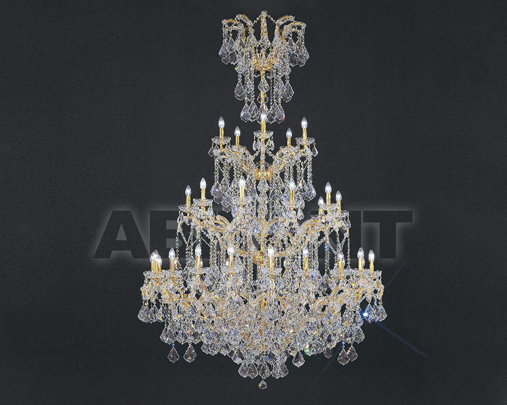 Купить Люстра Asfour Crystal Crystal 2013 CH 3115/35 GOLD