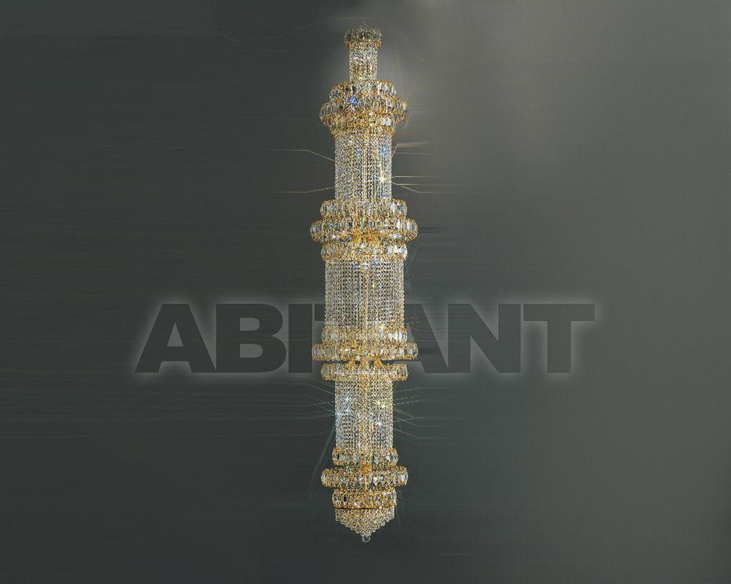 Купить Люстра Asfour Crystal Crystal 2013 CH 4203/50*20/140 Gold Pend*Octagons