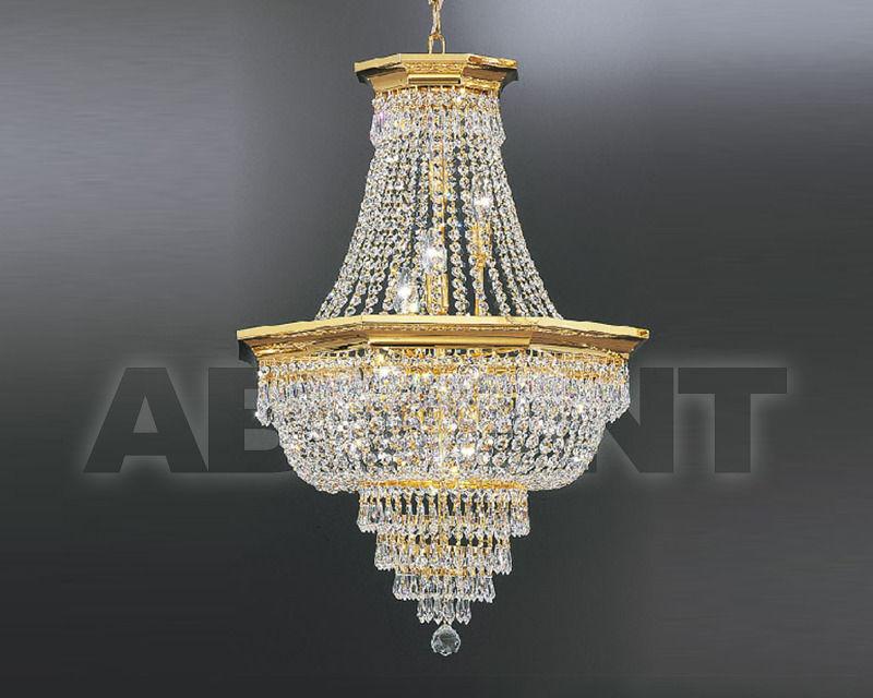 Купить Люстра Asfour Crystal Crystal 2013 CH 5610/100/33 Gold*Octagons