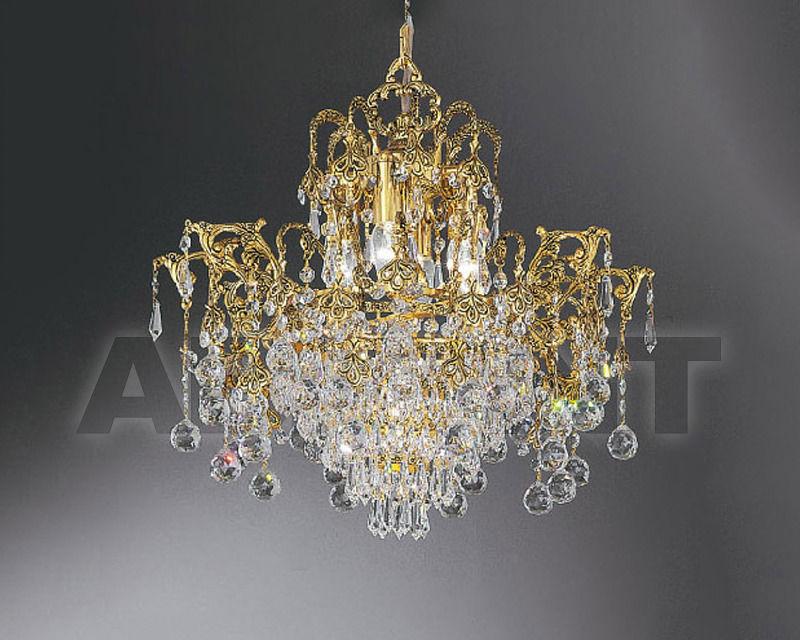 Купить Люстра Asfour Crystal Crystal 2013 CH 747/39/4 Chrome Satin