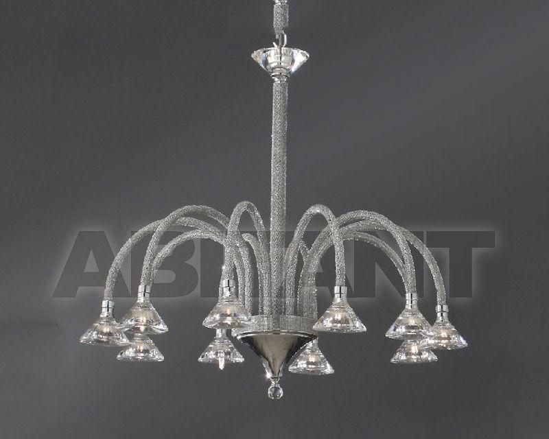 Купить Люстра Asfour Crystal Crystal 2013 CH 7902/10 CHROME