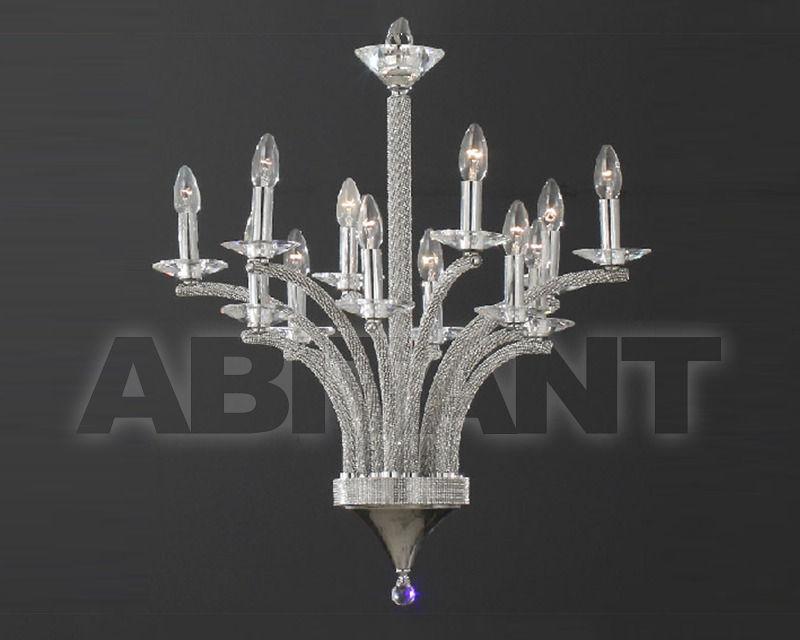 Купить Люстра Asfour Crystal Crystal 2013 CH 7903/12 CHROME