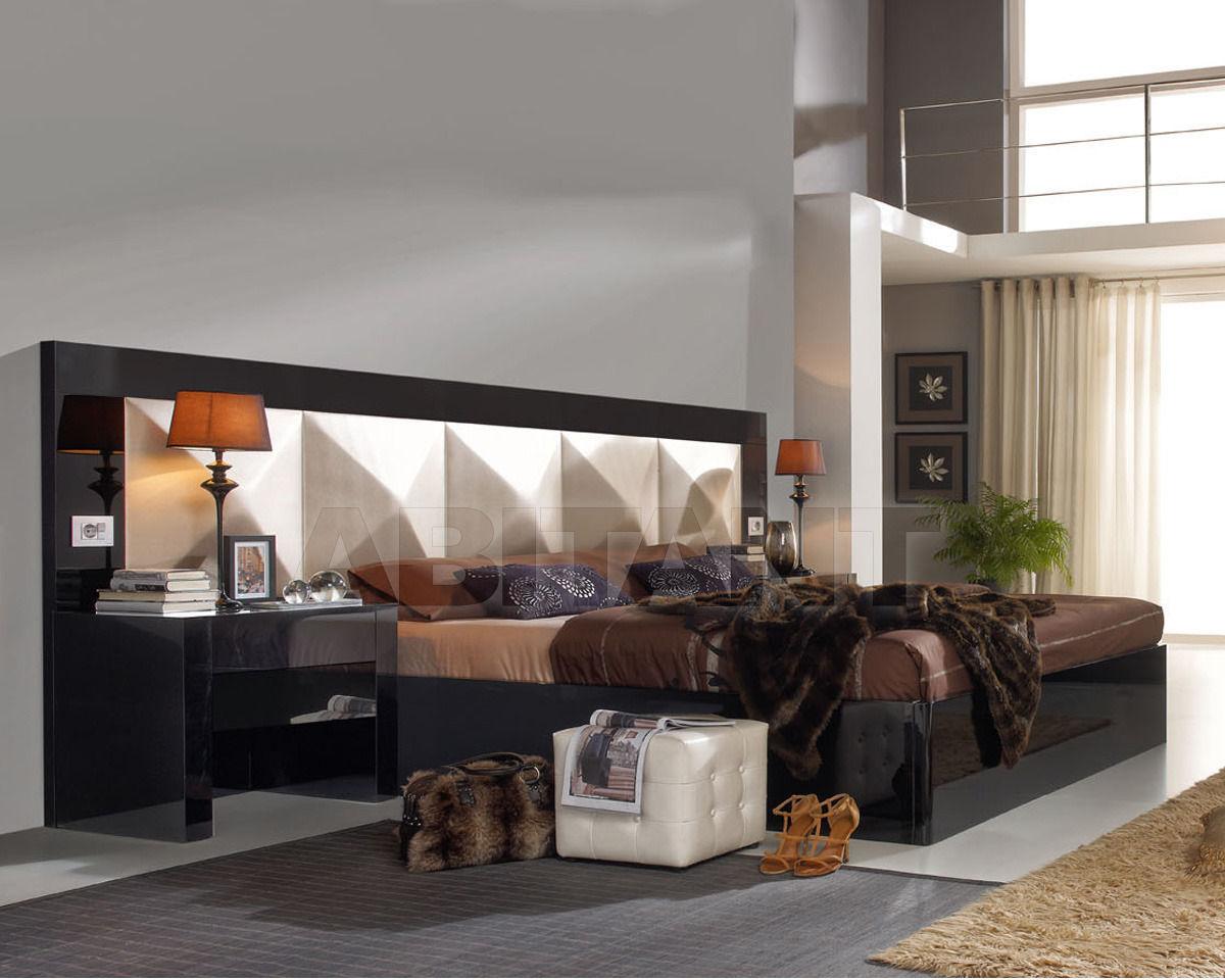 Купить Кровать Cubilles Logica  Bedroomsoulhome VICTORIA CABEZAL 160 + SOMIER