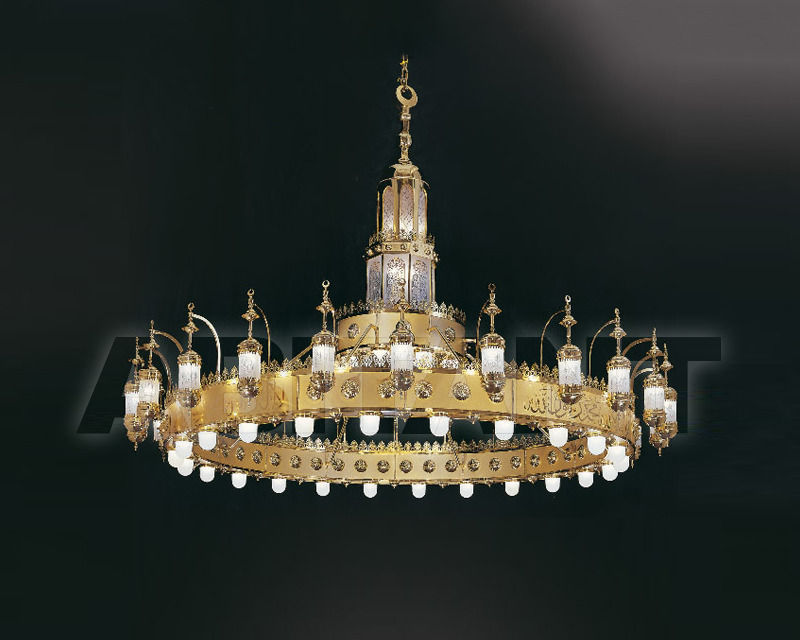 Купить Люстра Asfour Crystal Crystal 2013 CH S.ZEINAB 3 M. wihtout bulbs