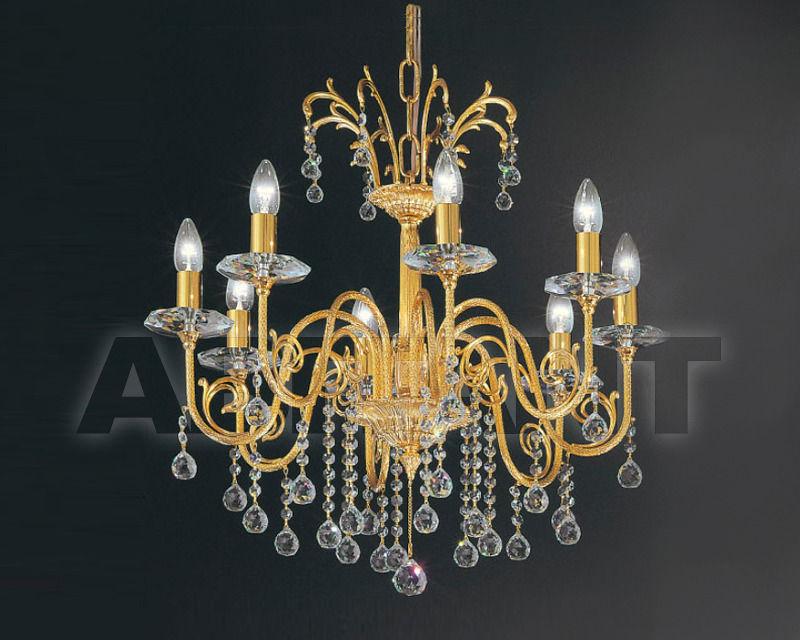 Купить Люстра Asfour Crystal Crystal 2013 CH Sheraton /G/8/1 BALL OCT100