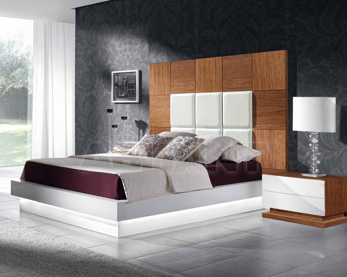 Купить Кровать Cubilles Logica  Dormitorios Exclusivos TAMARA CABEZAL + SOMIER 1