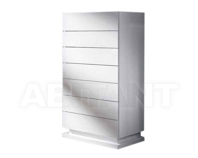 Купить Комод Cubilles Logica  Dormitorios Exclusivos TAMARA CHIFFONIER 75 CM  LACADO BL/NG