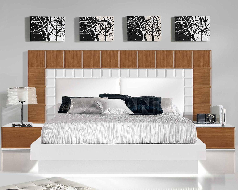 Купить Кровать Cubilles Logica  Dormitorios Exclusivos NATASSIA CABEZAL + SOMIER