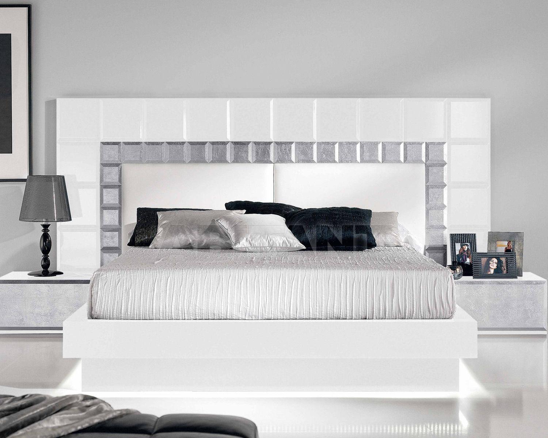 Купить Кровать Cubilles Logica  Dormitorios Exclusivos NATASSIA CABEZAL + SOMIER 1