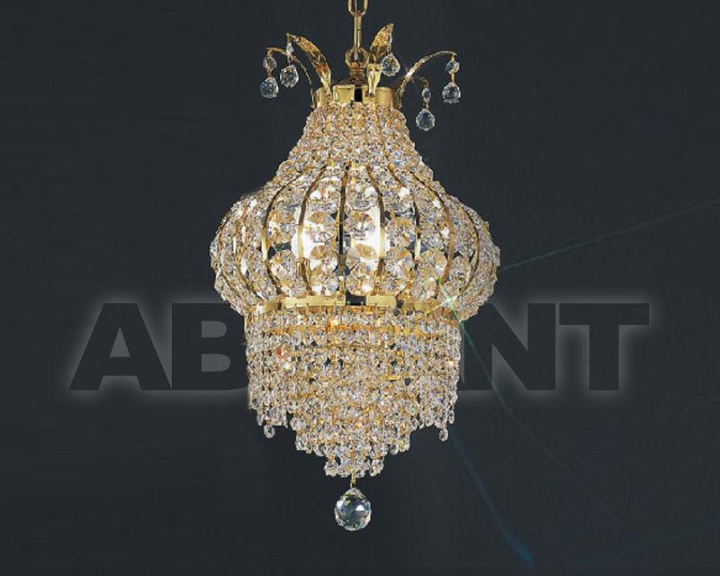 Купить Люстра Asfour Crystal Crystal 2013 LN 4059/30/3 Gold Octagons