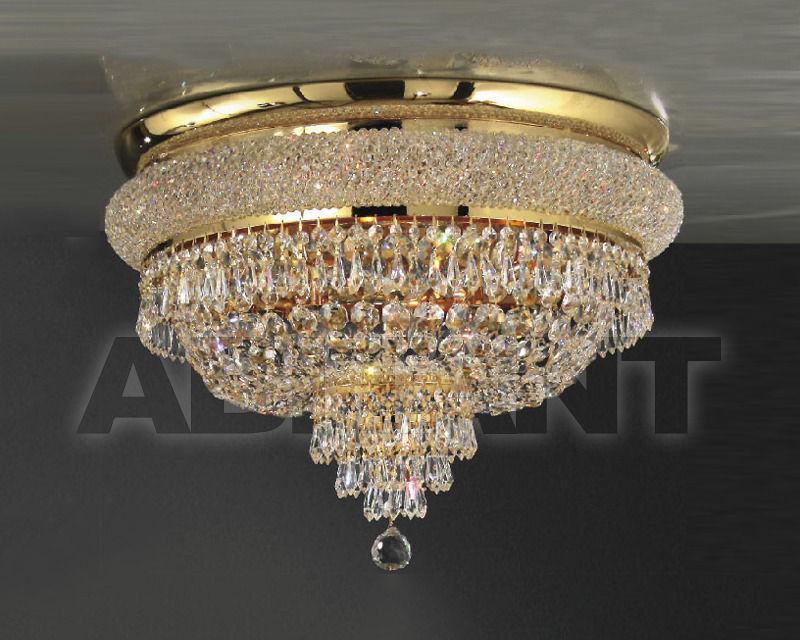 Купить Люстра Asfour Crystal Crystal 2013 PL 4080/45 Gold