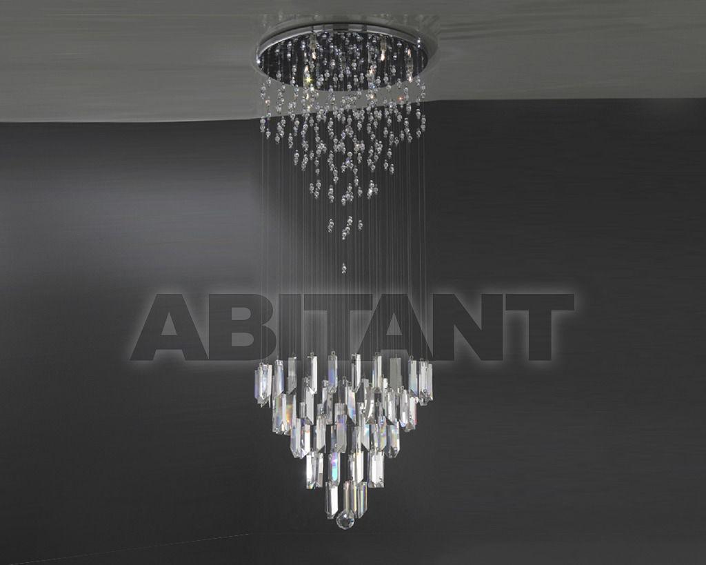 Купить Светильник Asfour Crystal Crystal 2013 PL 906/50 Chrome TR