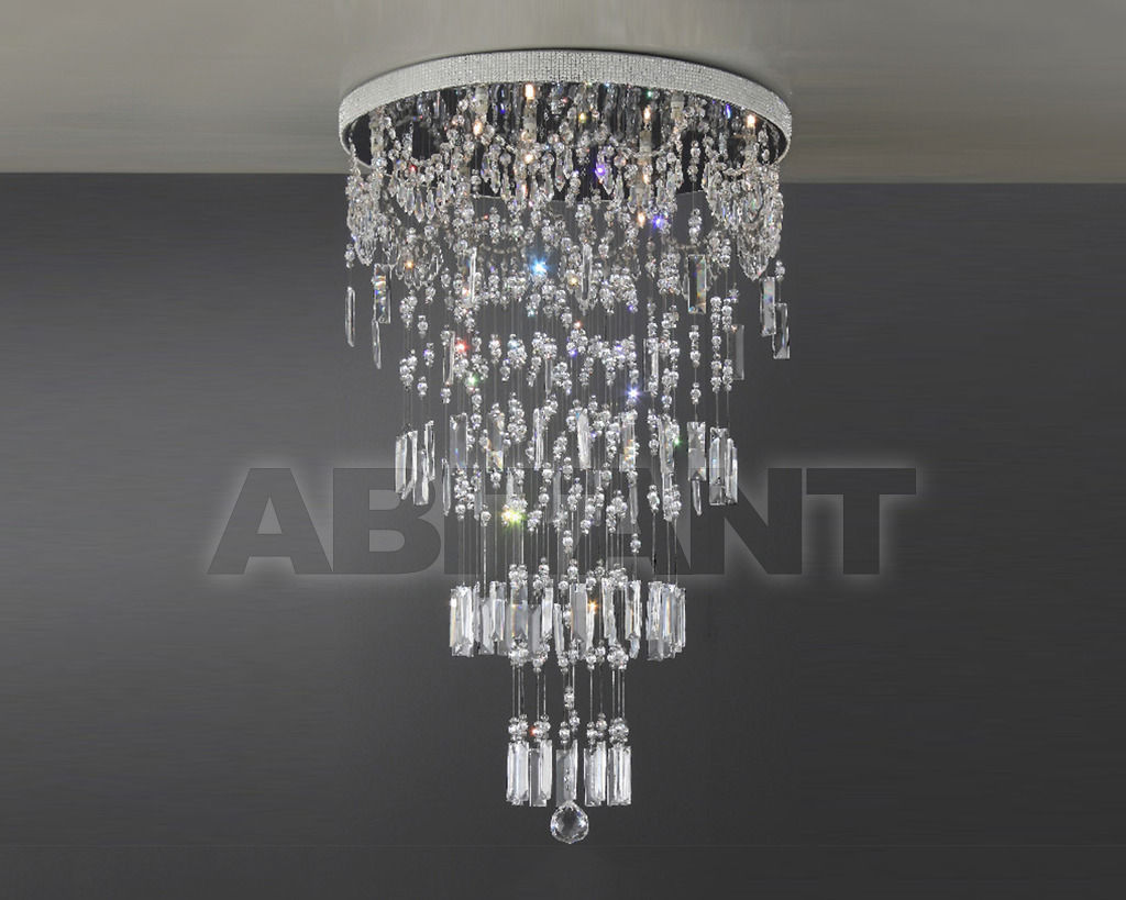 Купить Люстра Asfour Crystal Crystal 2013 PL 906/60 CHROME
