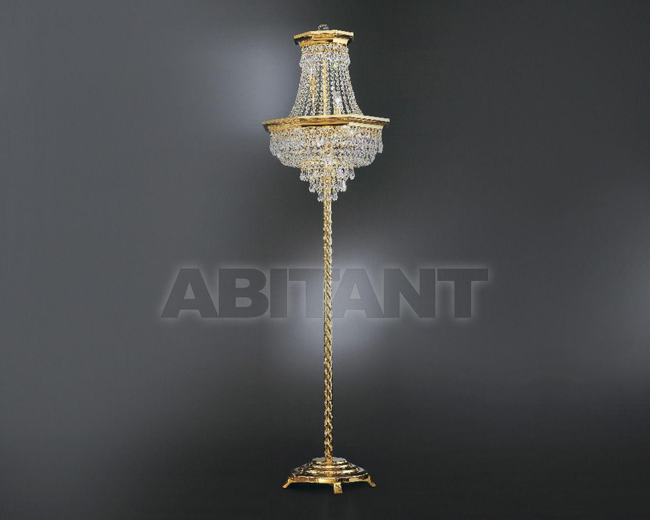 Купить Торшер Asfour Crystal Crystal 2013 FL 5610/40 Gold*Octagons