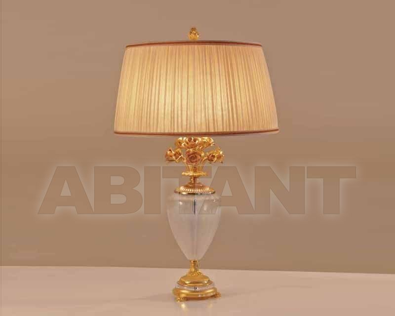 Купить Лампа настольная Laudarte Leone Aliotti 1661