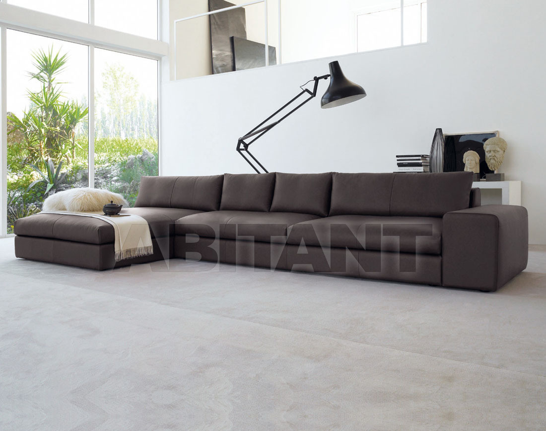 Купить Диван Newport Alberta Salotti The Design Collection Leather C2PNWP