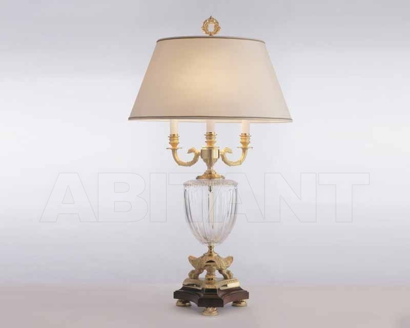 Купить Лампа настольная Laudarte O.laudarte CR. CALLISTO