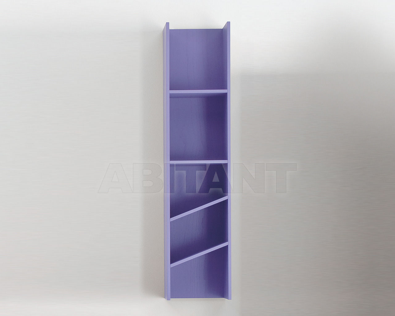 Купить Полка Colors Cenedese Moderno LK71 Viola 6019/L