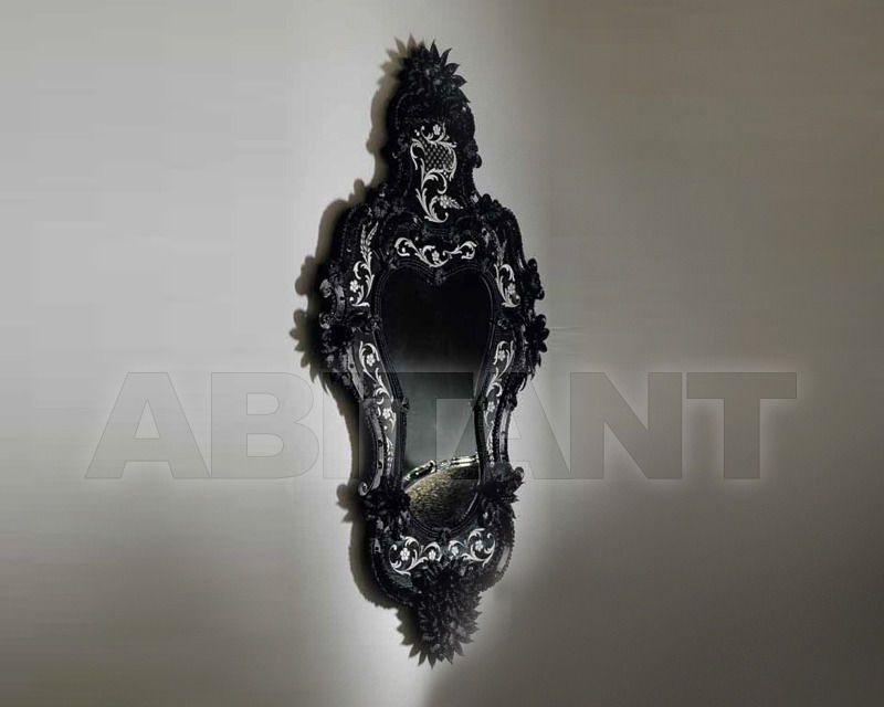 Купить Зеркало настенное Of Interni by Light 4 srl Bookbianco 881