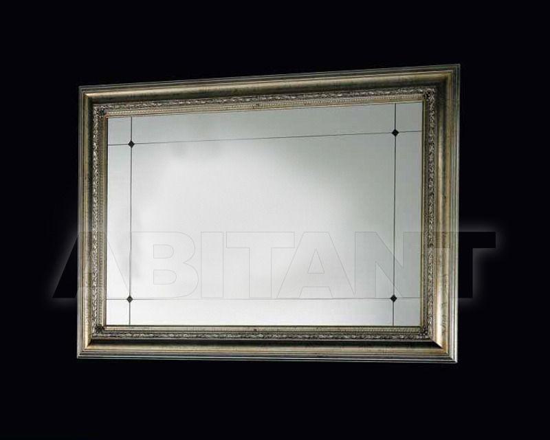 Купить Зеркало настенное Of Interni by Light 4 srl Bookbianco CL.2665GR